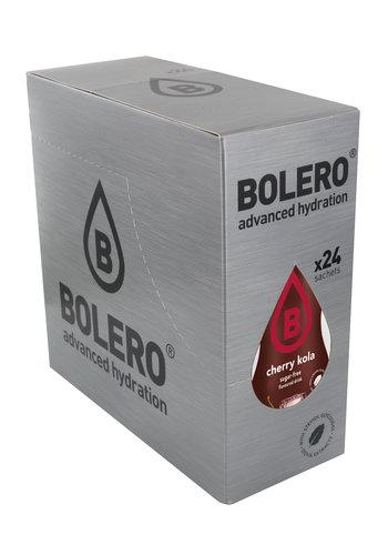 Bolero Cherry Kola 24 sachets with Stevia
