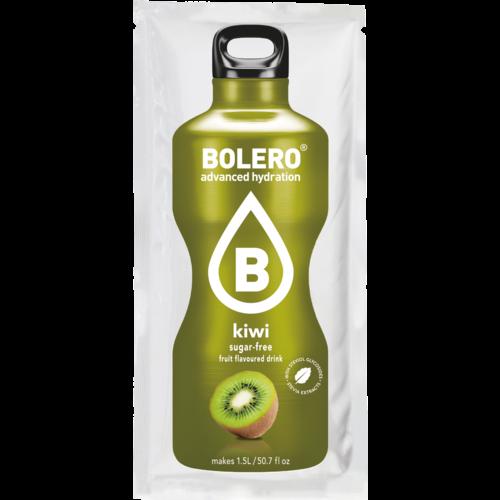 Bolero Kiwi con Stevia