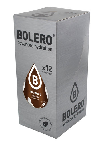 Bolero Coconut   12 sachets (12 x 9g)