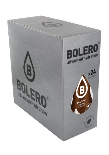 Bolero Coconut   24 sachets (24 x 9g)