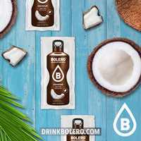 Kokosnoot met Stevia | 24 stuks