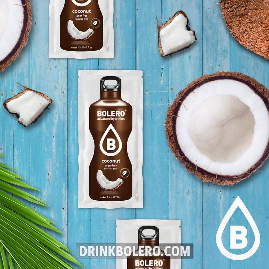 Coconut | 24 sachets (24 x 9g)