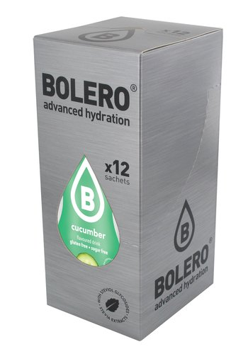 Bolero Gurken | 12-er Packung (12 x 9g)