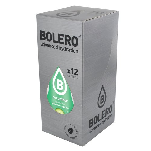Bolero Komkommer | 12 stuks (12x9g)