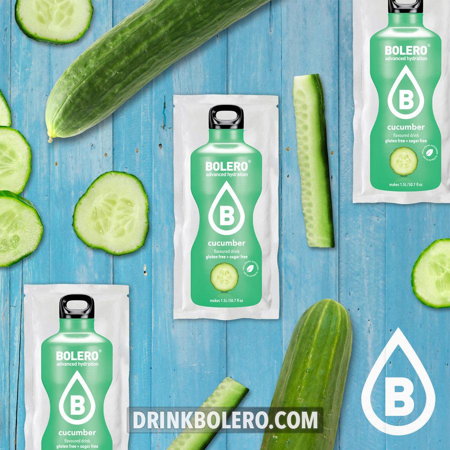 Cucumber | 12 sachets (12x9g)