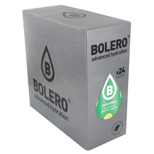 Bolero Cucumber | 24 sachets (24x9g)