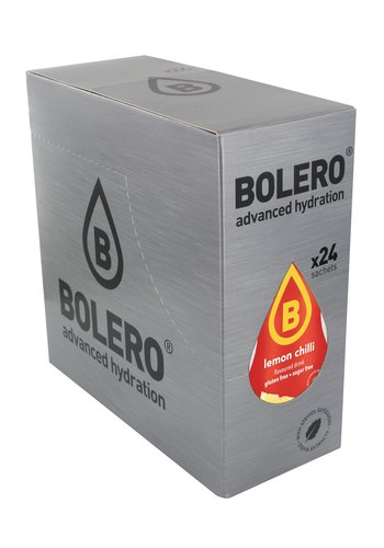 Bolero Lemon Chilli | 24 stuks (24x9g)