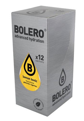 Bolero Lemon Tonic   12-er Packung (12 x 9g)