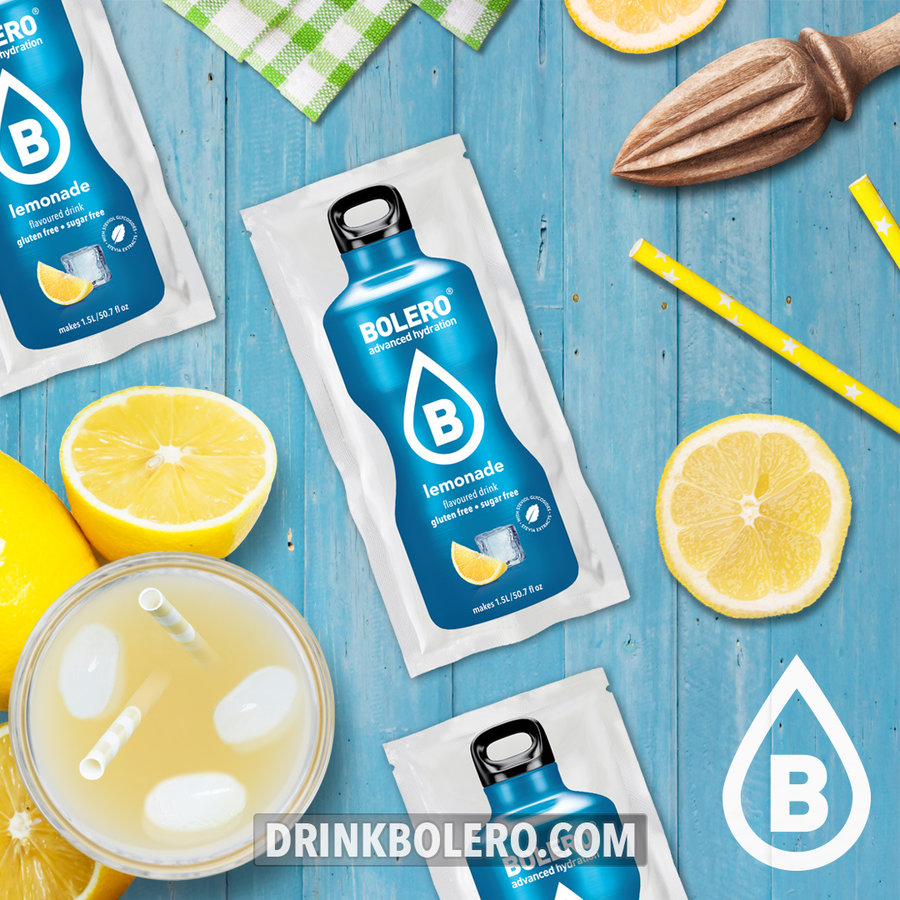 Lemonade | 24 stuks (24 x 9g)