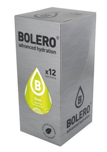 Bolero Lime 12 sachets with Stevia