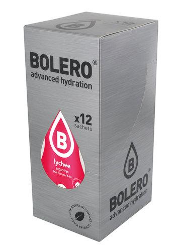 Bolero Lychee 12 sachets with Stevia