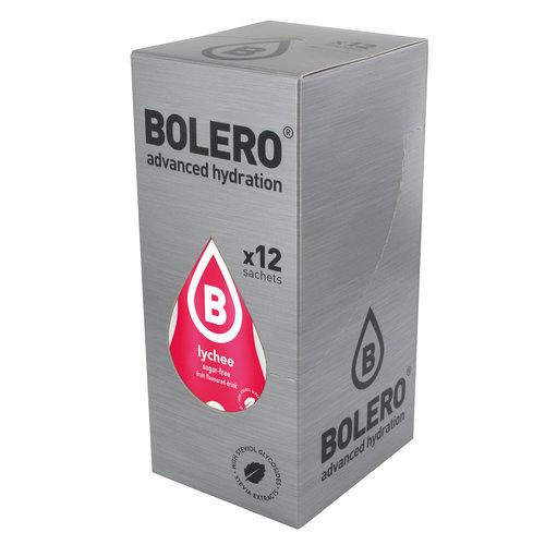 Bolero Lychee met Stevia   12 stuks