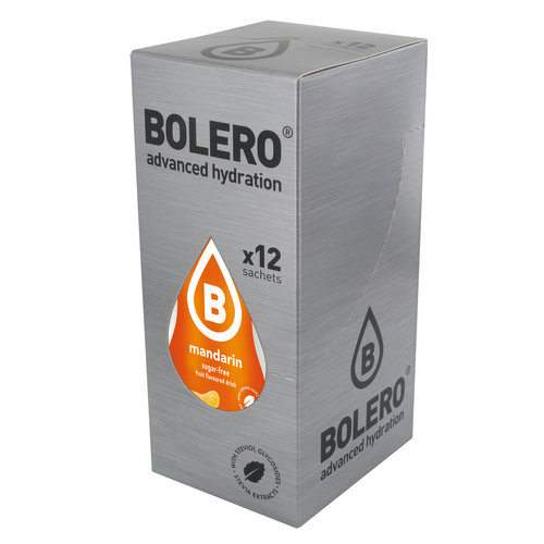 Bolero Mandarijn | 12 stuks (12 x 9g)