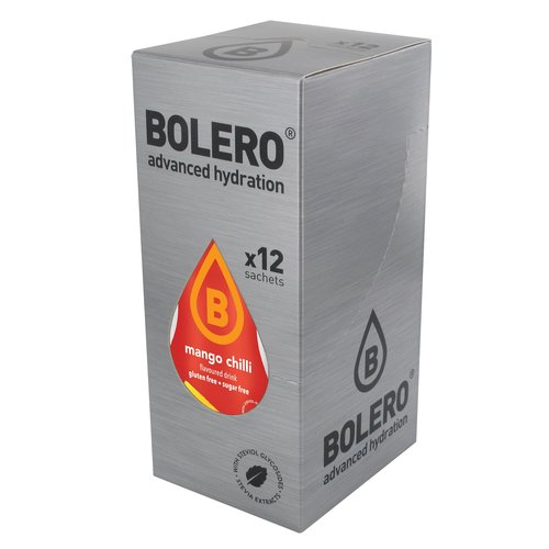 Bolero Mango Chilli | 12 Sachet (12 x 9g)