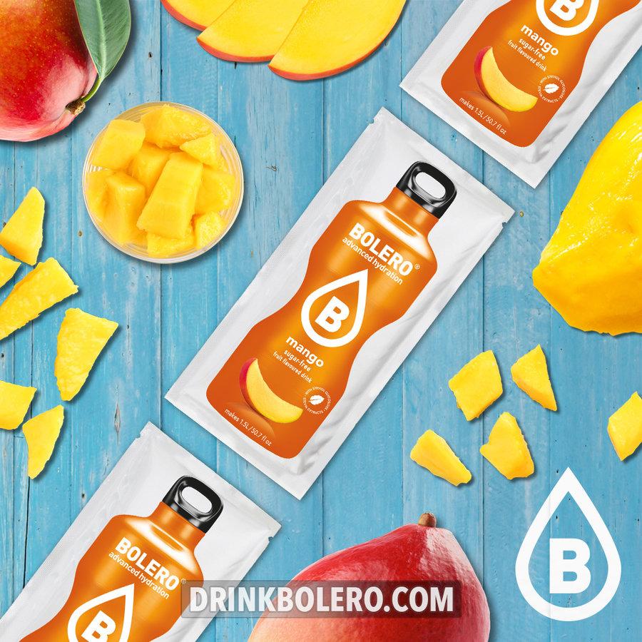 Mango met Stevia | 24 stuks