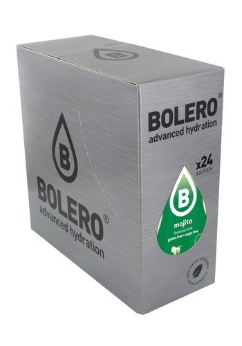 Bolero Mojito | 24 stuks (24x9g)