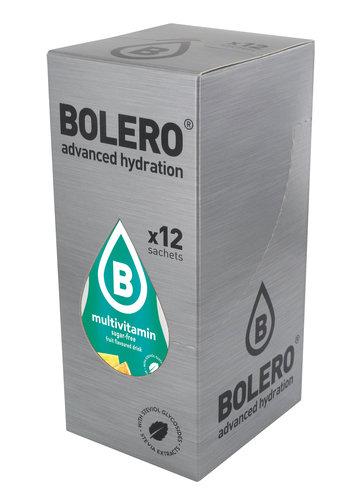 Bolero Multivit 12 sachets with Stevia