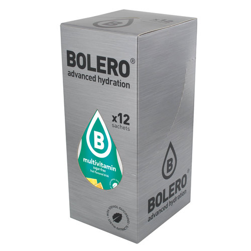 Bolero Multivit | 12 stuks (12 x 9g)