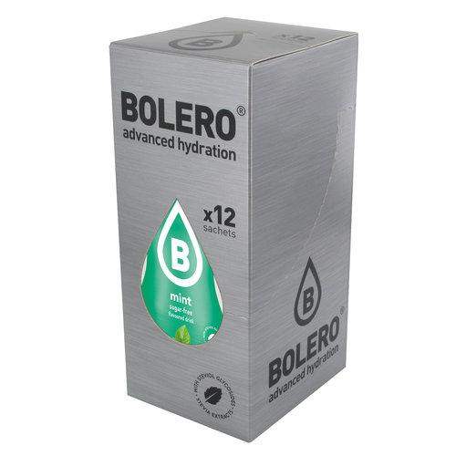Bolero Mint 12 sachets with Stevia