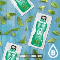Mint 12 sachets with Stevia
