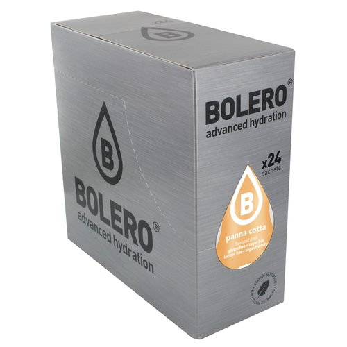 Bolero Panna Cotta | 24 Bustine (24 x 9g)