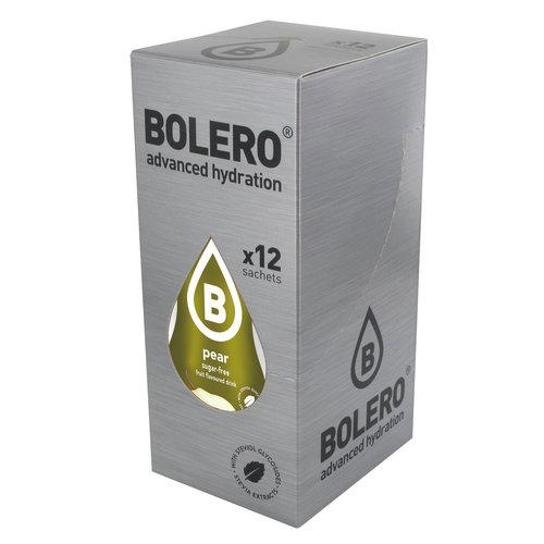 Bolero Pear | 12 sachets (12 x 9g)