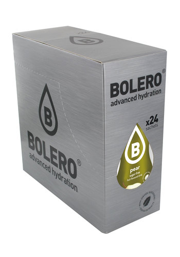 Bolero Pear 24 sachets with Stevia