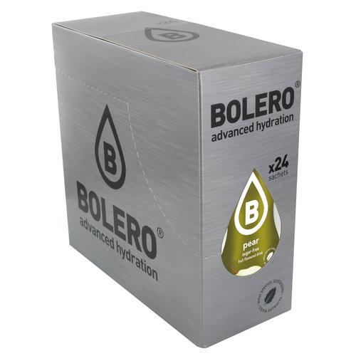 Bolero Pear | 24 sachets (24 x 9g)