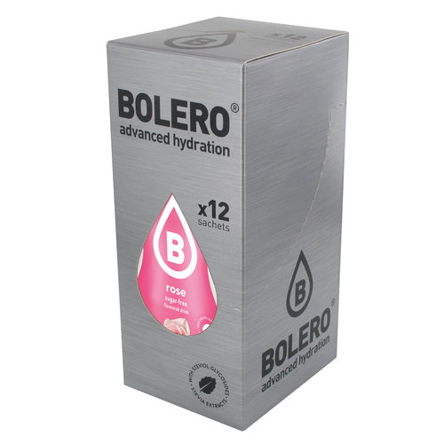 Bolero Rosa con Stevia | 12 sobres
