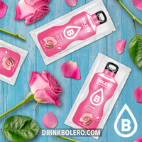 Rose 24 sachets with Stevia