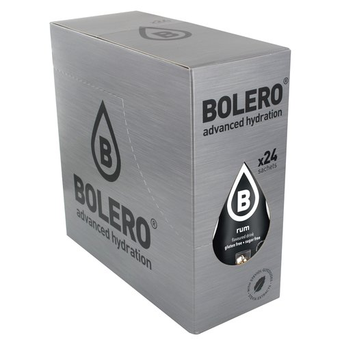 Bolero Rum | 24 stuks (24 x 9g)