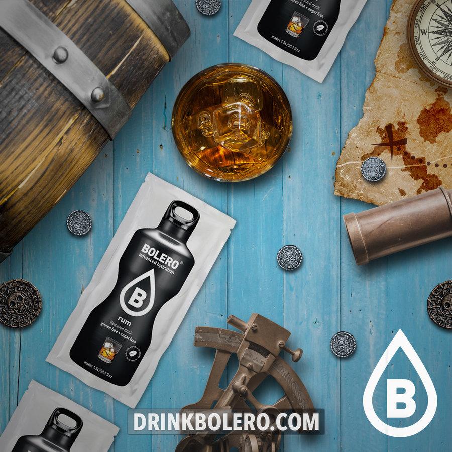 Rum | 24 sachets (24 x 9g)