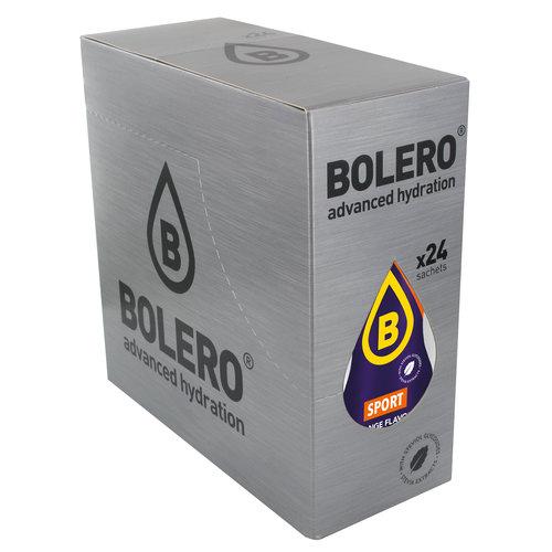 Bolero SPORT Sinaasappel met Stevia | 24 stuks