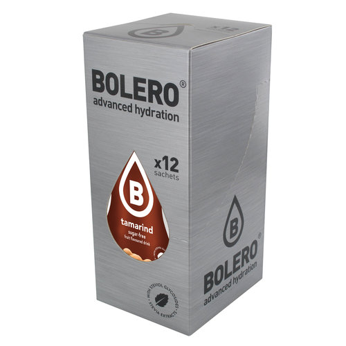 Bolero Tamarinde met Stevia | 12 stuks