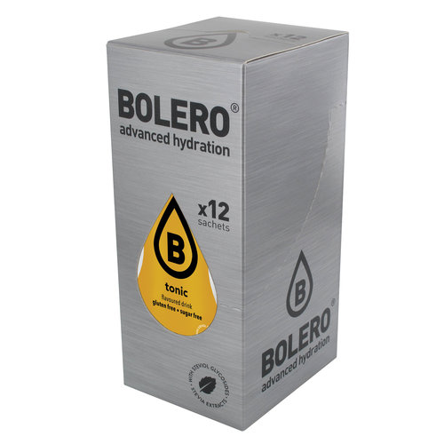 Bolero Tonic | 12-er Packung (12 x 9g)