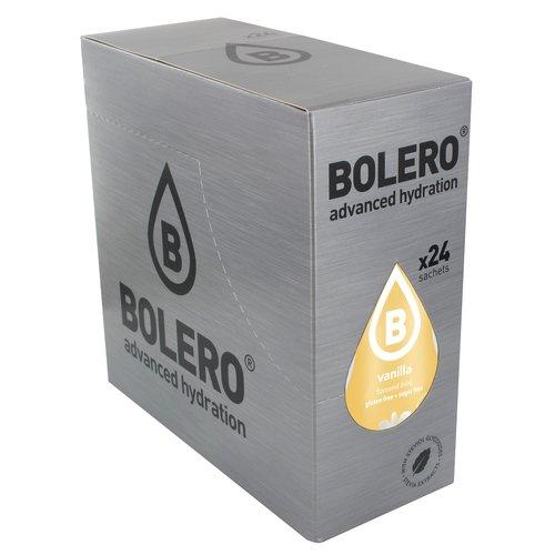 Bolero Vanilla 24 sachets with Stevia