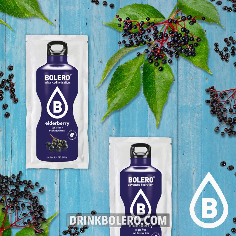 Elderberry with Stevia