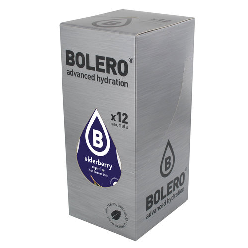 Bolero Elderberry | 12 sachets (12 x 9g)