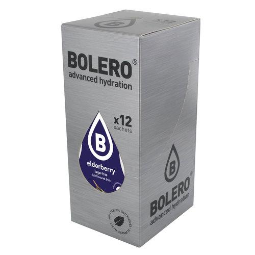 Bolero Elderberry 12 sachets with Stevia