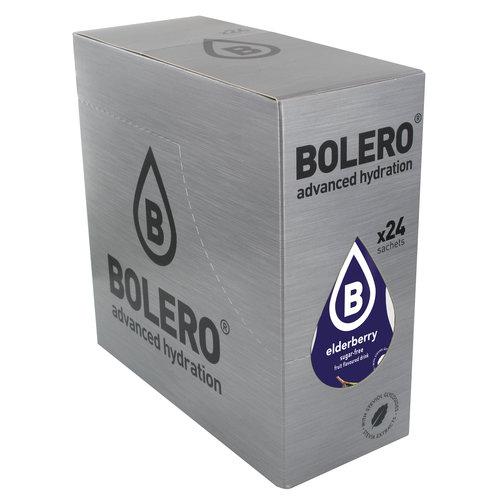 Bolero Vlierbes met Stevia | 24 stuks