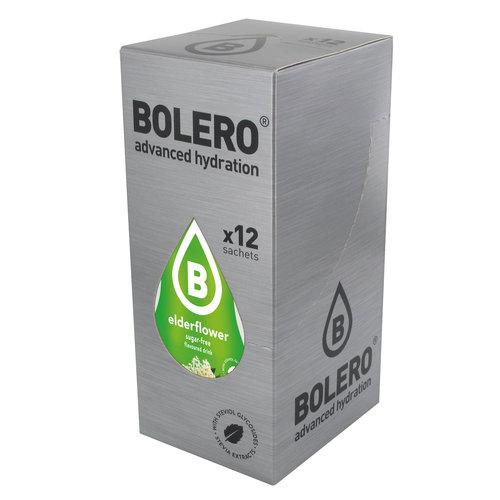 Bolero Elderflower 12 sachets with Stevia