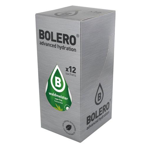 Bolero Waldmeister 12 sachets with Stevia