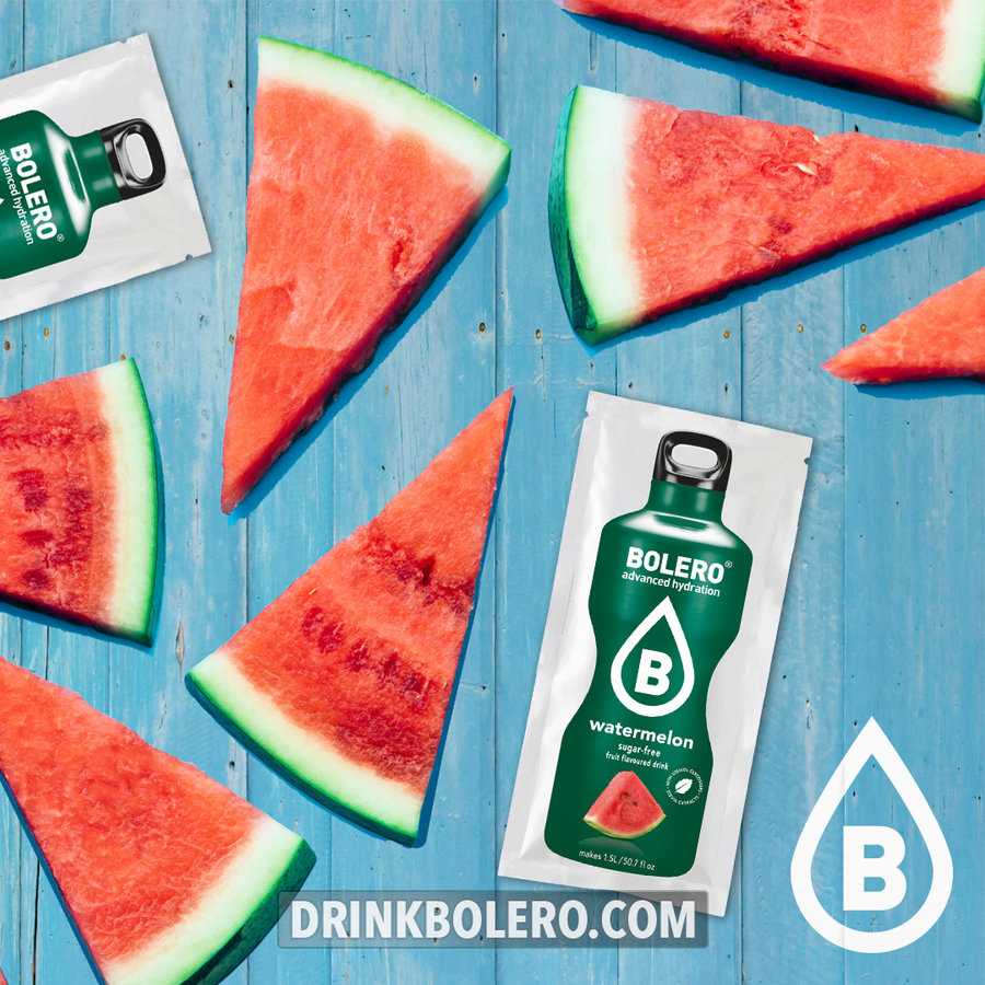 Watermeloen | 12 stuks (12 x 9g)