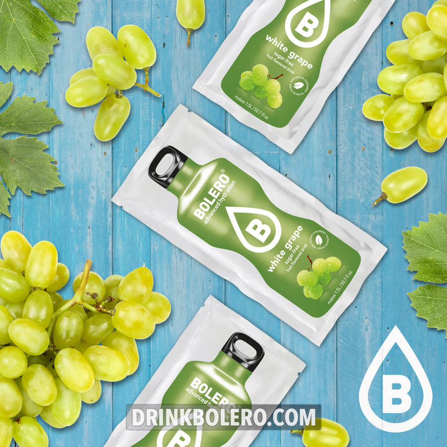 White Grape with Stevia