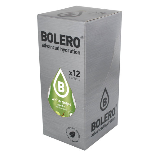 Bolero White Grape | 12 sachets (12 x 9g)