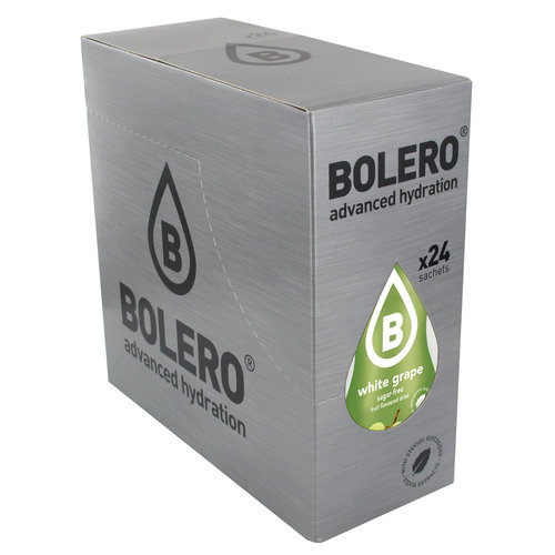 Bolero White Grape | 24 sachets (24 x 9g)