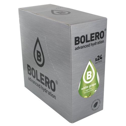 Bolero White Grape 24 sachets with Stevia