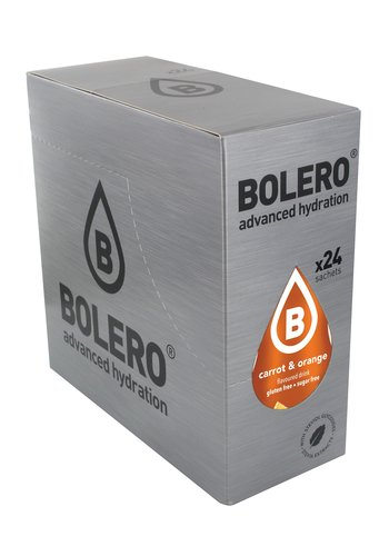 Bolero Karotte & Orange | 24-er Packung (24 x 9g)