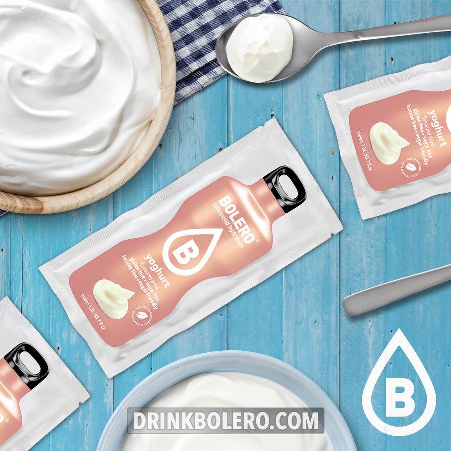 Yogurt con Stevia