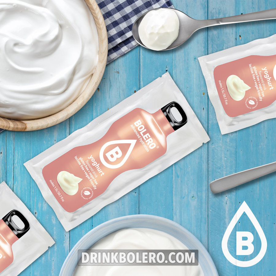 Yoghurt | 12 stuks (12 x 9g)